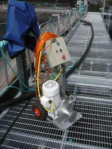 Precision Subsea Net Winch